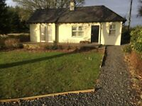 Cottage to rent with 2 bedrooms in rural location