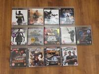 PS3 Games in Blu-Ray