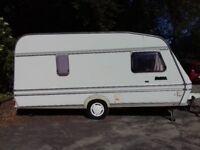 4 berth Omega Caravan
