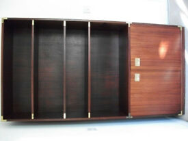 Book Case & Cupboard Combination - BOOKCASE - FURNITURE - SHELVES - SHELVING