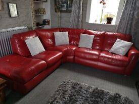 Fantastic looking corner suite