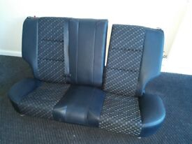 MG ZR Rear Seats (REDUCED TO CLEAR)