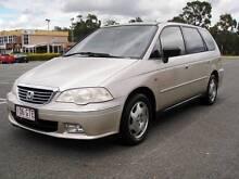 2000 Honda Odyssey (7 Seat) Wagon Biggera Waters Gold Coast City Preview