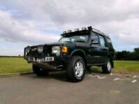Landrover Discovery Off road, fully loaded