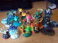 46 SKYLANDERS FOR THE PLAYSTATION 3 MASSIVE CHOICE
