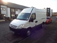 2010 Iveco Daily MWB High Roof Van