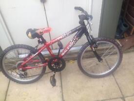 Raleigh hot rod child's bike