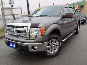 2014 Ford F-150 XLT XTR PACKAGE, Crew Cab, 4X4