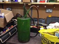 Gearbox oil pump