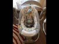 Baby Ingenuity swing