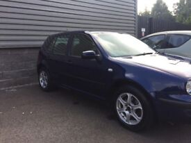 Golf Tdi red eye 1.9 tdi .3 owners , motAlloys service history ,smooth drive 07523738309 £625