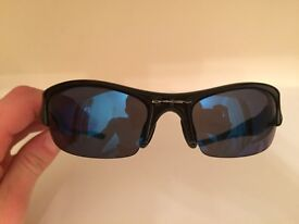 Oakley Half Jacket Sunglasses with New Lenses