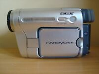 *** Sony DCR-TRV460 20x Optical Zoom 990x Digital Zoom Hi8 Camcorder ***