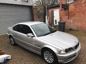 BMW 318Ci e46 Coupe