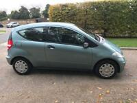 MERCEDES A170 2006 PETROL 1.6 1 YEAR MOT FULL SERVICE HISTORY DRIVES LOVELY