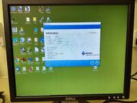 Dell E197FPf 19 inch LCD VGA Monitor 1280 x 1024