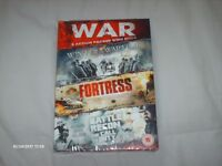 NEW WAR DVD BOX SET CONSISTING OF 3 DVDs