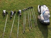 Wilson 1200XV Golf Set (Bag included)