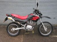 2005 HONDA XR125 XR 125 LEARNER LEGAL ENDURO