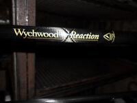 Wychwood Reaction carp rod