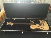 SIGNED Jim Adkins JA-90 Fender Telecaster, Natural Finish, Jimmy Eat World ja90