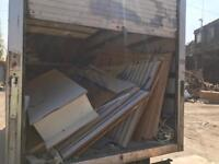SAME DAY, RUBBISH WASTE HOUSEHOLD CLEARANCE LUTON VAN, QUICK JUNK REMOVAL