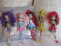 LADEE da dolls - the whole set!