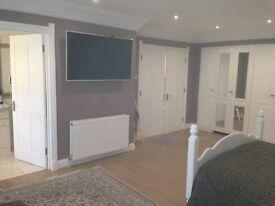 Master Bedroom in Langdon Hills