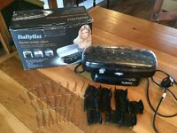 Perfecter Fusion Styler Babyliss thermo-ceramic heated rollers