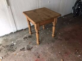 Wooden Coffee/Side Table