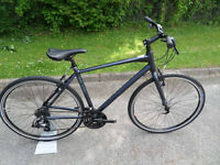 "Raleigh Strada 1 20"" Hybrid Sports Leisure Commuting Bike Brand New Fully Built"