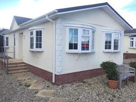 Residential mobile home near Kingsbridge Devon