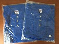 Brand new blue polo tops