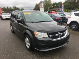 2011 Dodge Caravan SE ONLY $128 BIWEEKLY WITH 0 DOWN!
