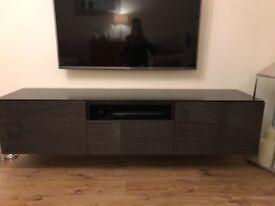 Ikea wide TV unit