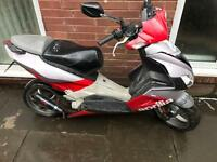 2009 59 Aprilia SR50 Scooter / Moped spares or repair / for parts