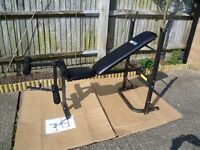Multi Use Exercise Bench