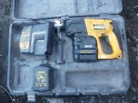 Dewalt DW005 hammer drill 24V
