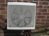 FOR SALE. Greenwood Eco ED9 wall duct with Extract fan