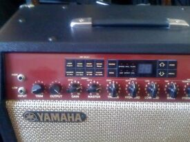 Award winning Guitar Amplifier: Yamaha DG80 112A Amplifier for sale in Bournemouth Dorset.