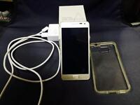 Samsung Alpha, gold, only two months old