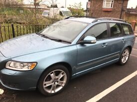 2010 Volvo V50 1.6 D.Drive 5dr.