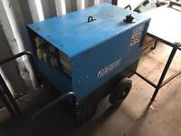 Stephill SSD6000 diesel generator 284 hours on the clock