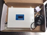 Brand new 4g mobile phone signal booster repeater