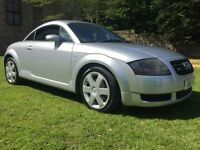 AUDI TT QUATTRO (225 BHP) PX AUDI OR VW CASH EITHER WAY