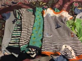Boys 0-3 Months bundle (30 plus items!!)