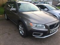 Volvo XC70 2.4d d5 new shape