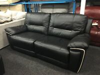 Reids leather sofa | Sofas, Armchairs, Couches & Suites for Sale