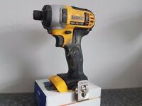 DeWALT DCF885 18V LI-ION XRP IMPACT DRIVER BODY ONLY---used CONDITION---£39.99, makita