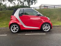 """2012, SMART FOURTWO CABRIO """"PULSE"""" Semi-Auto, 2 door """"FREE ROAD TAX"""" ***FINANCE DEALS AVAILABLE***"""